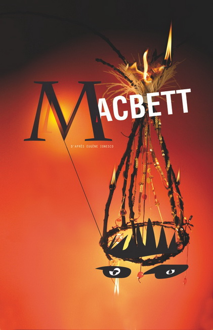 MACBETT affichenue