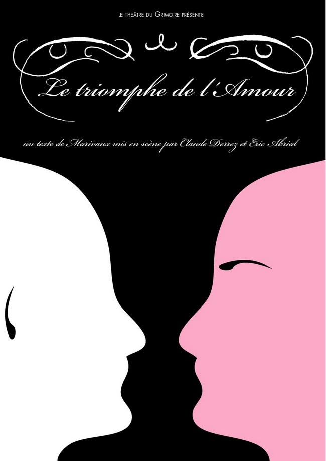 affichetriomphedelamour