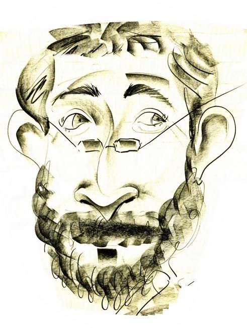 Caricature-jef