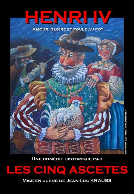 Affiche Henry IV