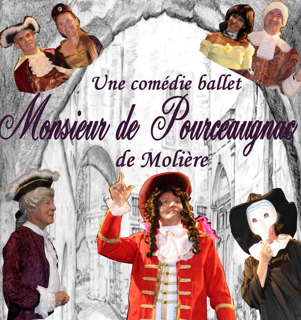 Affiche Pourceaugnac